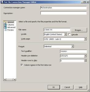 Copying Connection Managers in SSIS Pic3