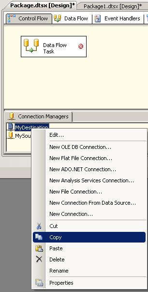 Copying Connection Managers in SSIS Pic6