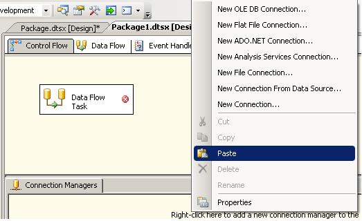Copying Connection Managers in SSIS Pic7