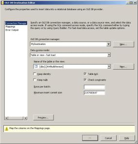 Copying Connection Managers in SSIS Pic9