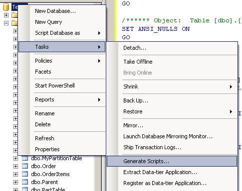 ScriptPartitionedTable2