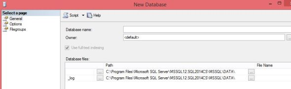 SQL Server Default File Locations3